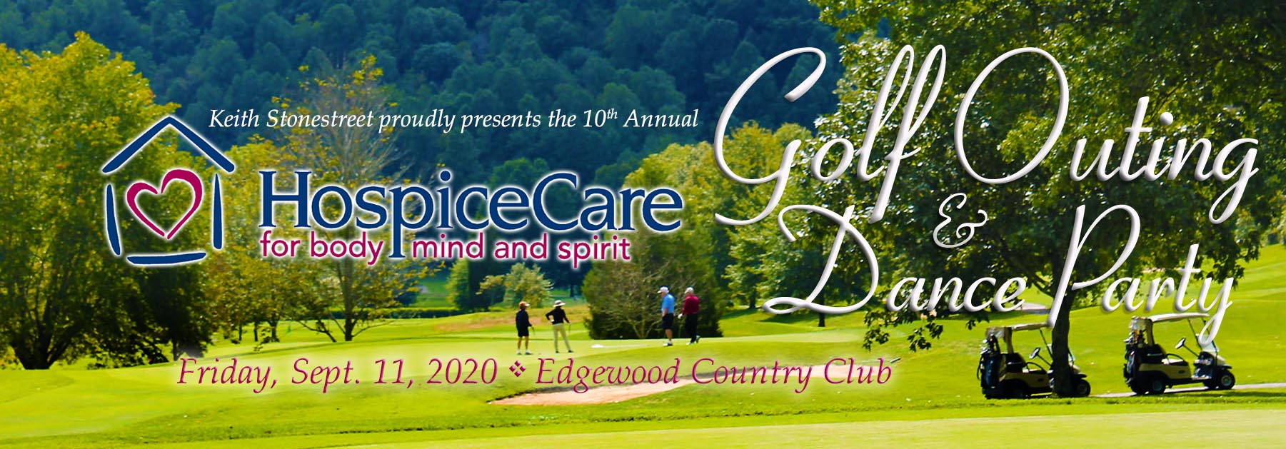 Golf & Dance Sponsorships